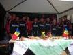 Echipa ,,Moldova'' la Campionatul de fotbal,,Mundialido''. Căpitan Andrei Cepraga