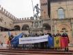 Flash mob pentru integrare europeană