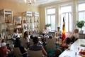 Reuniunea comunității moldovenești, sursa: www.suedia.mfa.md